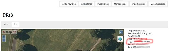 trap-tag